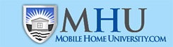 Mobile Home Park Investing Logo