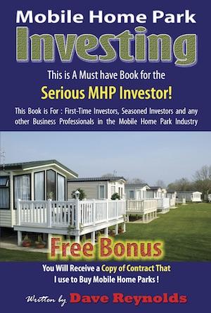 Mobile Home Park Investing E-Book