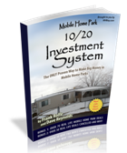 mobile home park investing 10/20 book