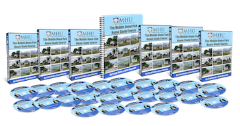 Mobile Home Park Investment Home Study Course