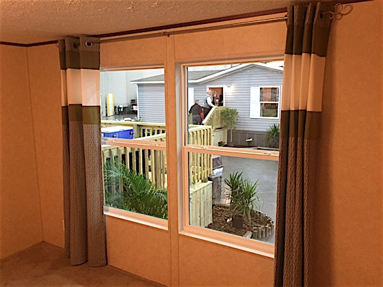Windows In Mobile Home