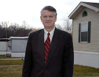 Frank Rolfe, Author Of Mobile Home Park Investing Home Study Course