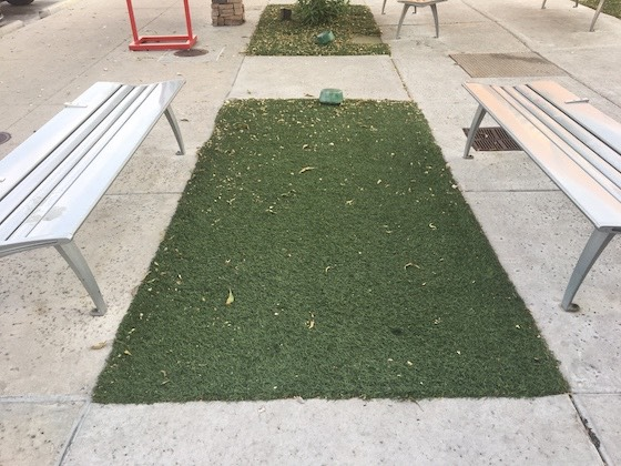 mobile home astroturf