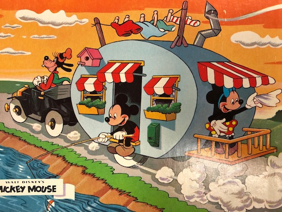 disney mobile home