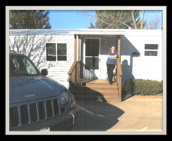 mobile home park resident