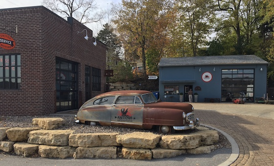 American Pickers Store