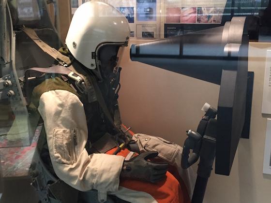 cold war plane observer