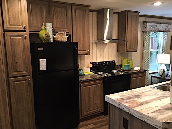 mobile home cabinetry