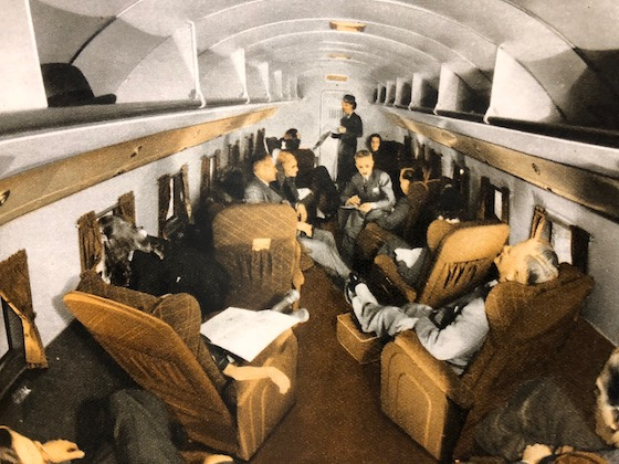 1930's airline
