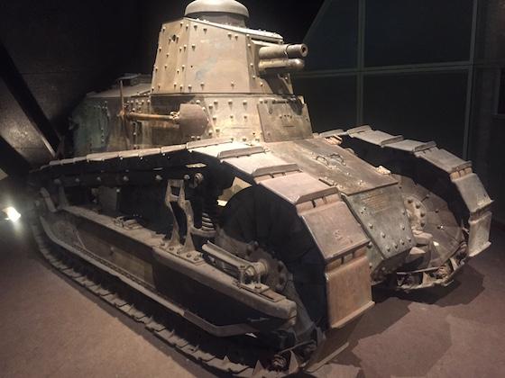Mobile Home Tank