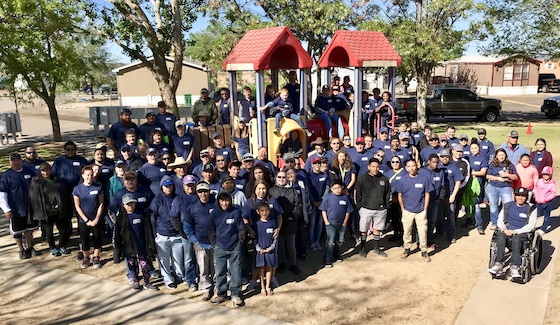 impact manufacutred housing communities charity