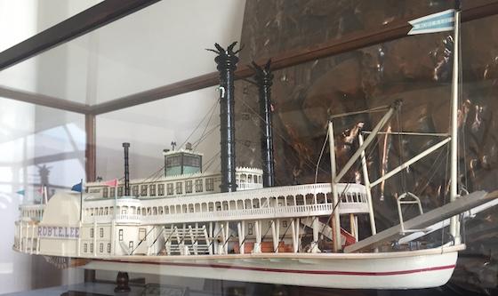 riverboar model