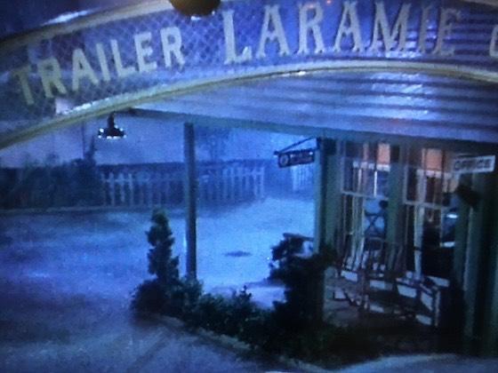 Laramie Trailer Park