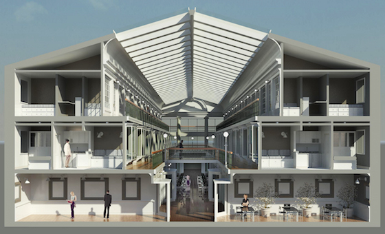 Arcade Providence Microlofts