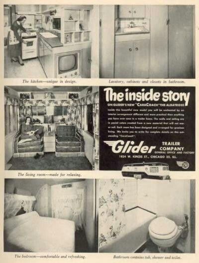 glider mobile home