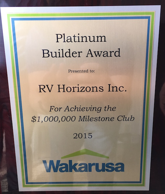 Clayton/21st Mortgage Builder Award