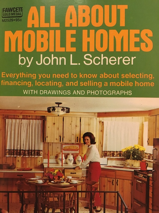 all about mobile homes book