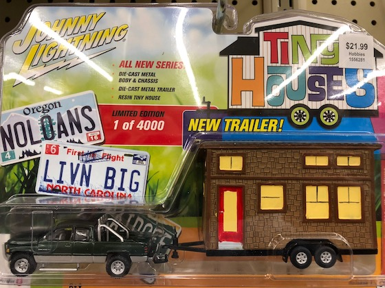 tiny home toy
