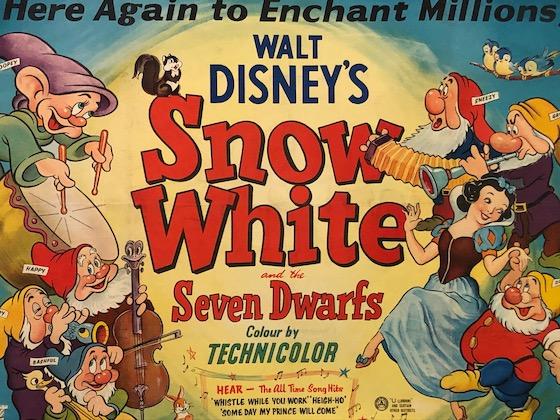 7 dwarf poster