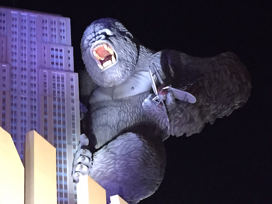 mobile home park king kong