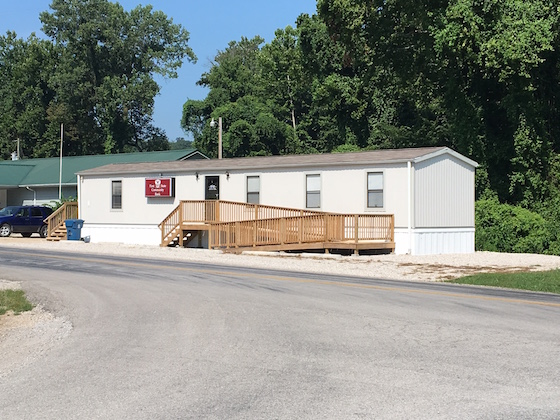 bank in mobile home