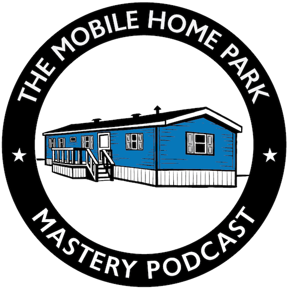 mobile home park mastery podcast logo