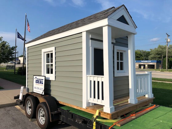 mobile home playhouse